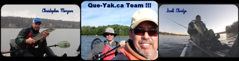 Le premier tournoi annuel Sleepy Hollow Kayak Bass Fishing 002